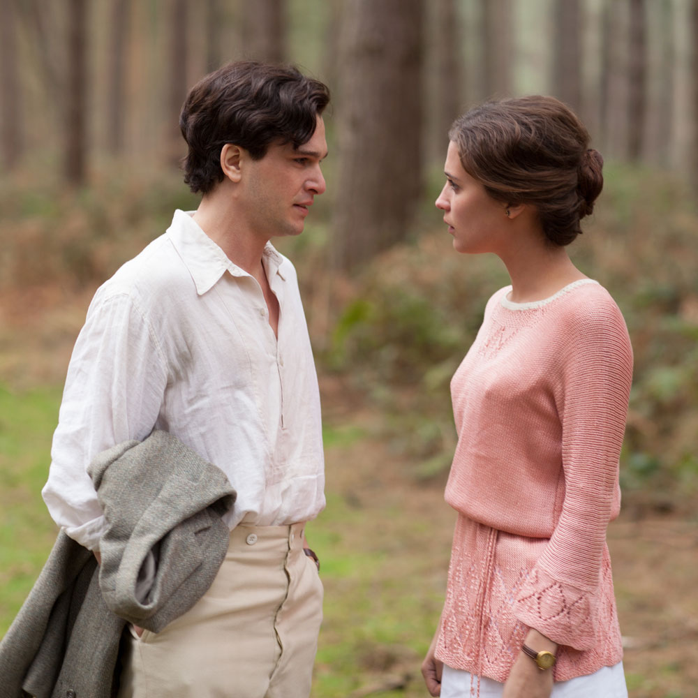"""perhaps vera brittain Romantic moment of the week featuring vera brittain and roland leighton  on  marriage, roland turns to her and says, """"perhaps we should."""