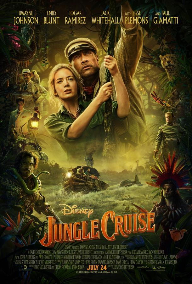 Агирре и гнев колдуна: рецензия на фильм «Круиз по джунглям»