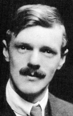 a life biography of david herbert richards lawrence